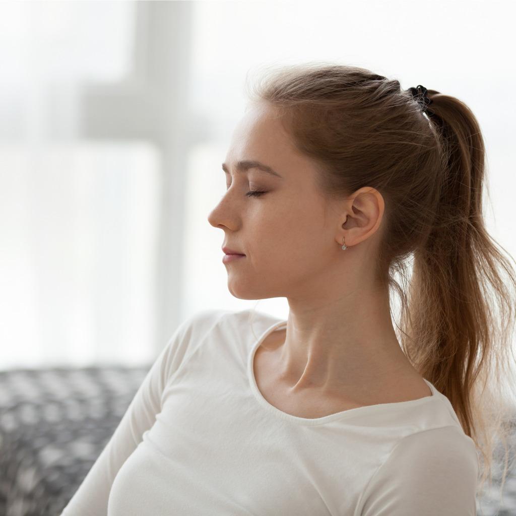 Stressmanagement: Mittels Entspannung emotionalen Stress lösen.